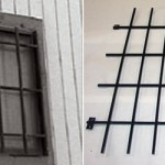 Steel Crossbar Window Security Products - Evergreen Machine - Portland OR