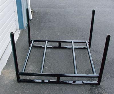 Steel Pallet Racks