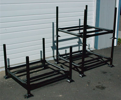 Stackable Steel Racks