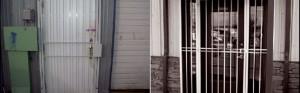 Steel Screen Security Doors