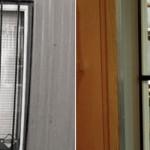 Steel Vertical Window Security Bars - Evergreen Machine - Portland OR