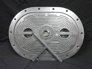15 x 24 Marine Hatch - Evergreen hatch Works - Portland OR
